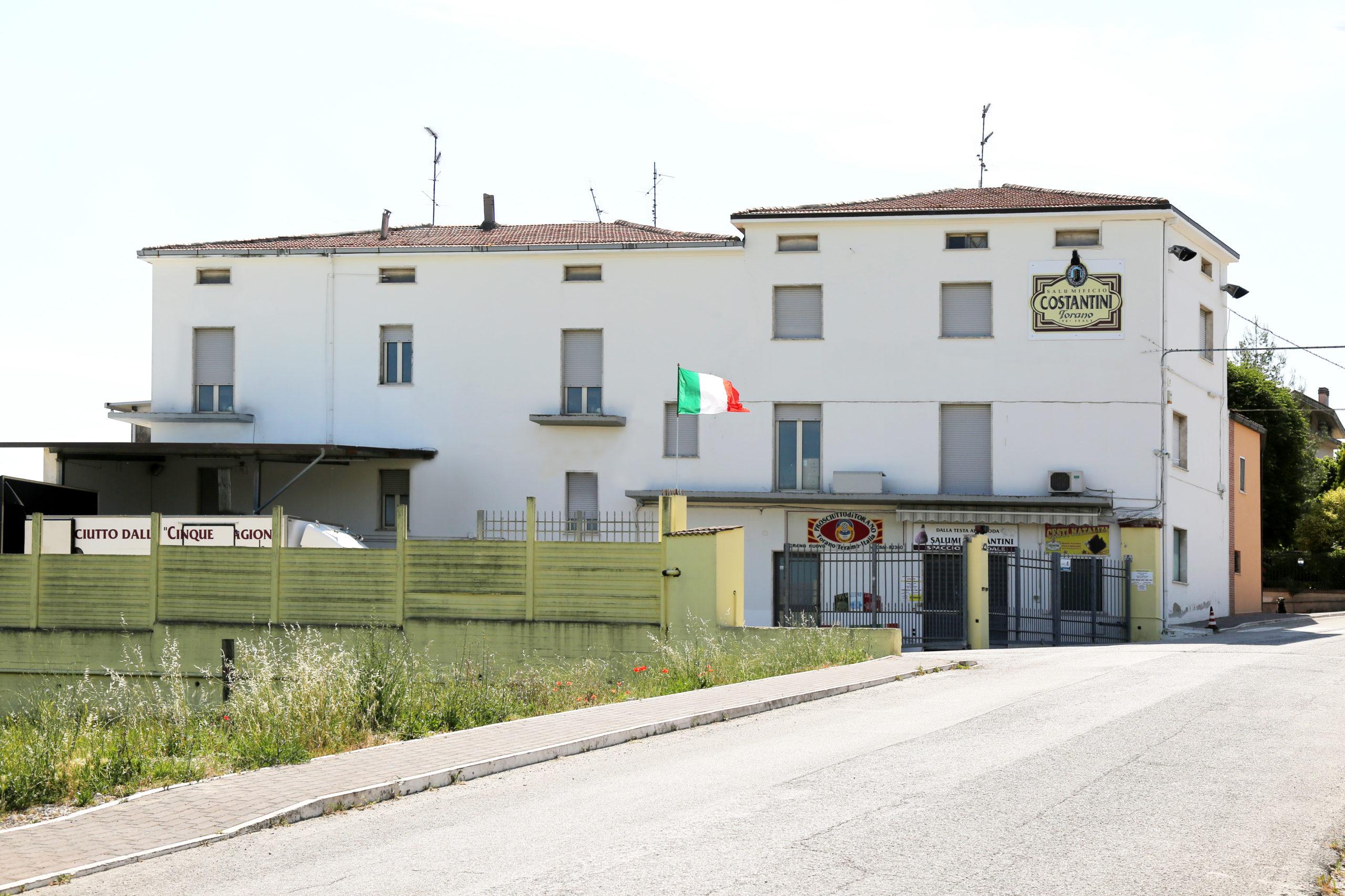 MUN certification recognized at the Salumificio F.lli Costantini