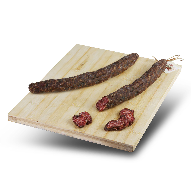 Thin Liver Salami